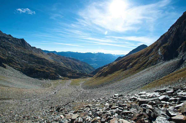 Wanderung Cadlimohütte Val Piora
