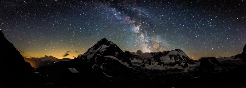 Wanderung Schönbielhütte Zermatt
