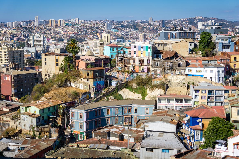 Santiago - Valparaíso