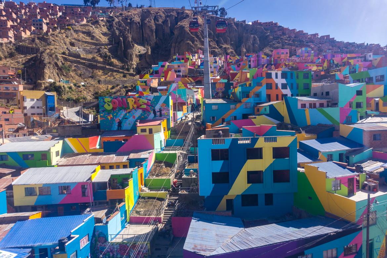 Calamarca - Valle de la Luna - La Paz