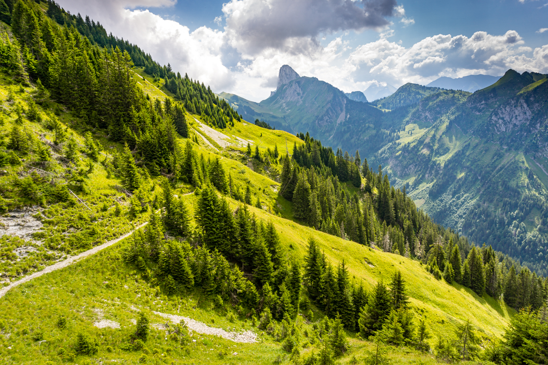 Wanderung Gurnigel - Stockhorn