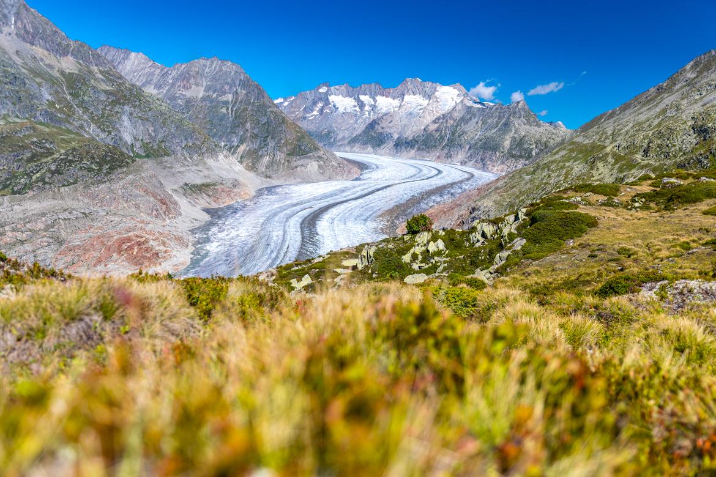 Wanderung Aletschgletscher
